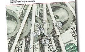 Rapaport Research Report: диамантеры выходят из кризиса, связанного с кредитами