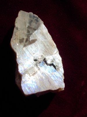 Одна из разновидностей альбита – беломорит