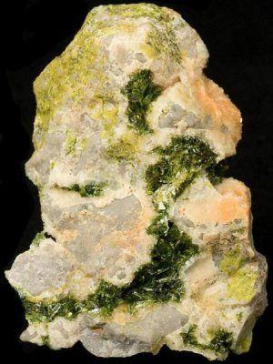 Минерал алунит, квасцовый камень