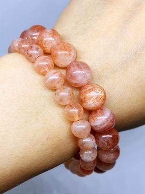 браслет с камнями на руку