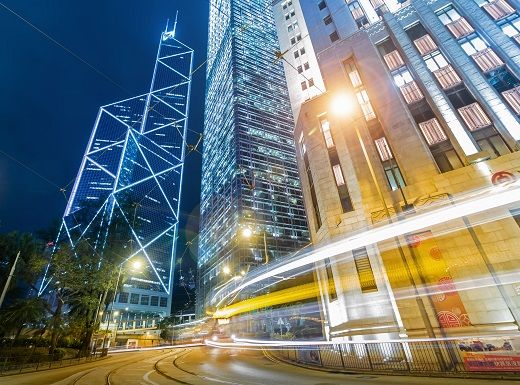 Розничная торговля Гонконга
