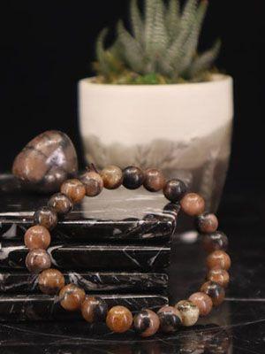 Хиастолит: свойства и применение камня в ювелирном деле