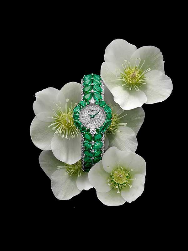 Часы Chopard представлены на выставке «Watches and Wonders 2021»