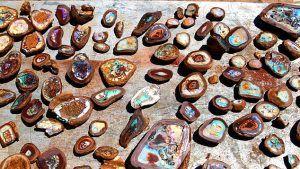 В Австралии найдено месторождение опала, стоимость находки $ 1,2 млн