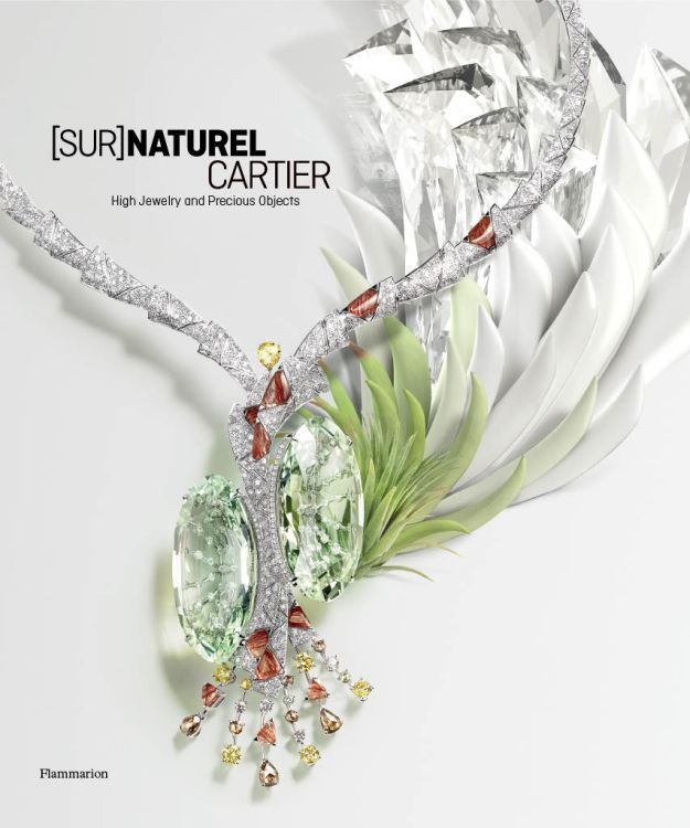 Представляем новинку: книга «[Sur] Naturel Cartier: High Jewelry and Precious Objects»