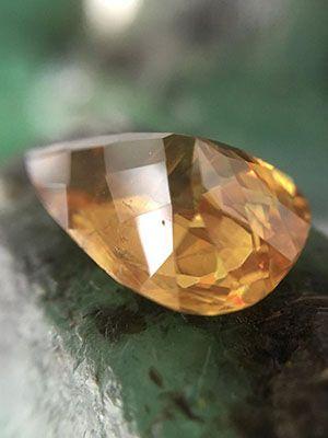 титанит кристалл