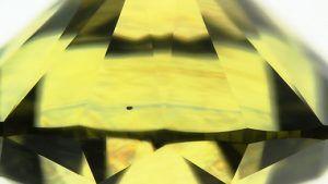 «Специфический» цвет бриллианта помог GIA определить факт обработки