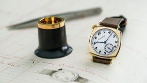 Vacheron Constantin точно воссоздает редкие часы American 1921