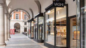 Бренд Vashi представляет новый флагманский магазин в Лондоне, в районе Ковент-Гарден
