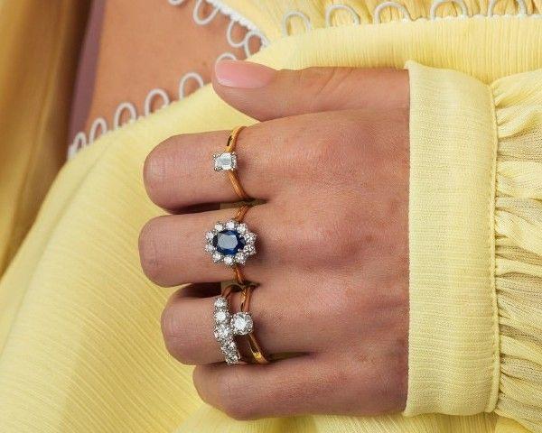 Коллекция ювелирных изделий Diamonds x Newbridge Silverware