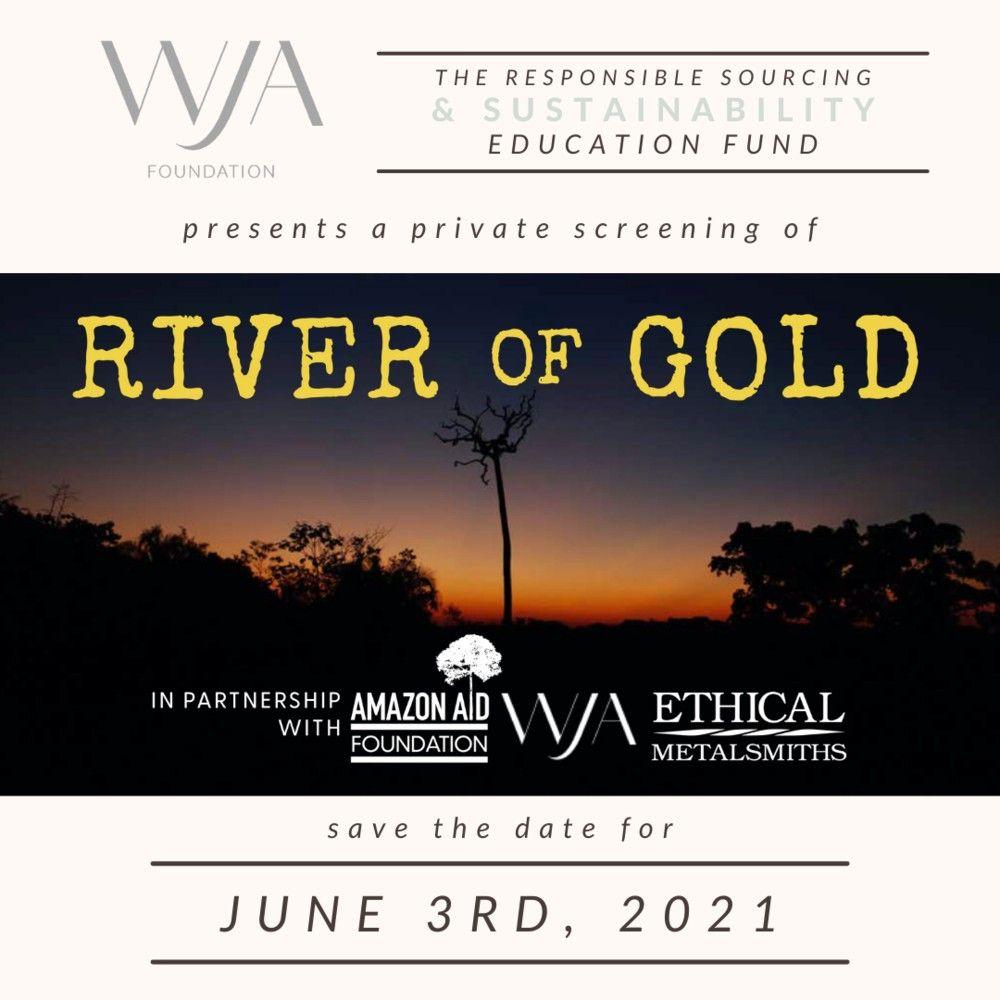 Документальный фильм «Река золота»
