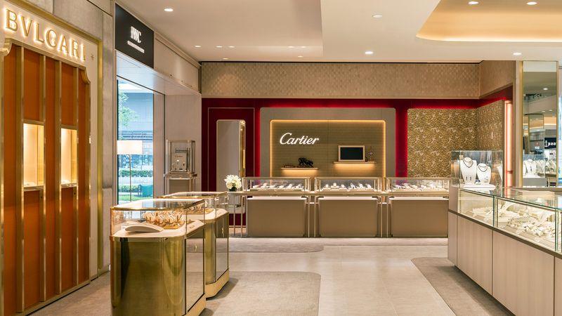 Cartier – одна из более чем 60 торговых марок ювелирных изделий и часов класса люкс, представленных в Zadok Jewelers