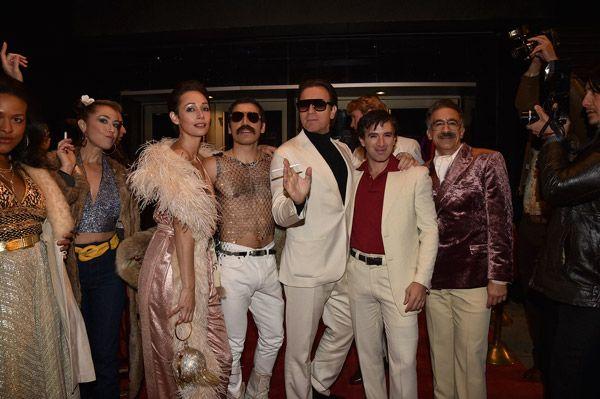 Холстон (Юэн Макгрегор) и его команда Studio 54