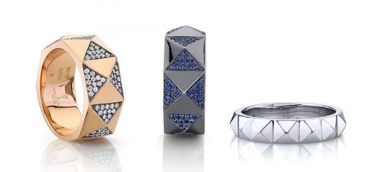 Мужские кольца из коллекции Infinity