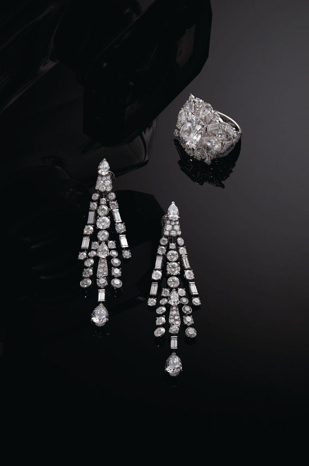 Chanel No 5: познакомьтесь с человеком, ответственным за ожерелье с бриллиантом весом 55,55 карата