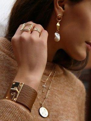 Золотые висячие серьги: особенности, как выбрать и носить