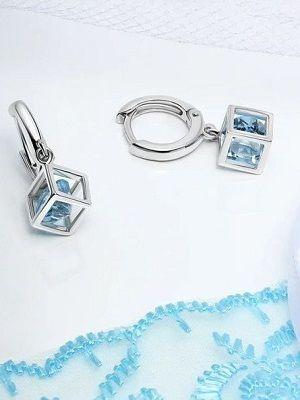 Серебряные серьги с топазом: особенности, как выбрать и носить