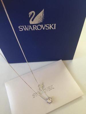 Подвеска Swarovski в фирменной упаковке