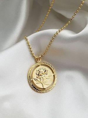 медальон на шею