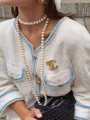 виды жемчужных ожерелий