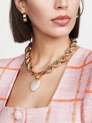 ожерелье с камнем