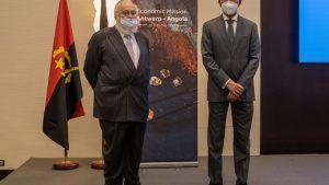 Антверпенская торговля стремится к укреплению связей с Анголой
