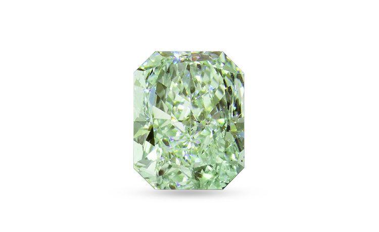 Ода зеленым бриллиантам