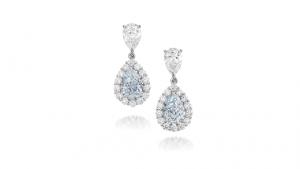 Изысканные голубые бриллианты возглавят аукцион Phillips