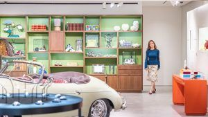 Розничный магазин в Нью-Йорке от Sotheby's