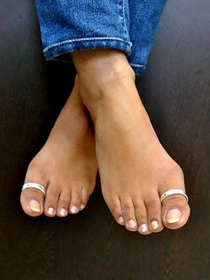 Кольца для ног: как правильно выбрать