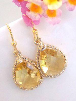 Желтый топаз: свойства и особенности камня