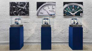 Новый часовой бутик Grand Seiko в центре Нью-Йорка