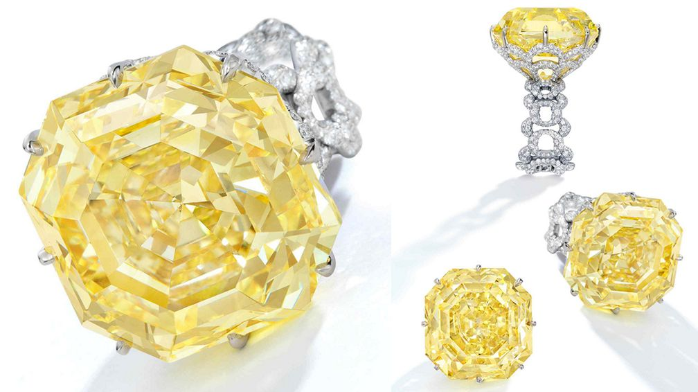 Несколько изображений бриллианта Sienna Star