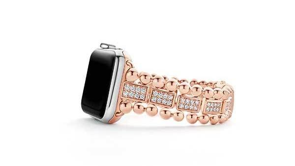 Браслет Smart Caviar из розового золота с бриллиантами