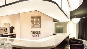 Часовой бренд Jaeger-LeCoultre открывает кафе «1931» в стиле ар-деко