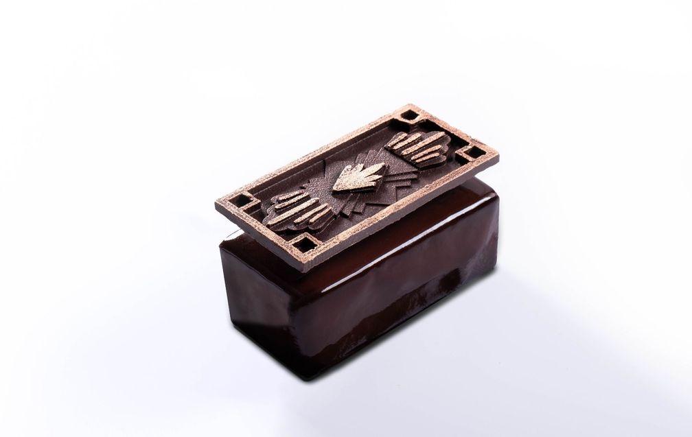 Пирожное Soupir Chocolat