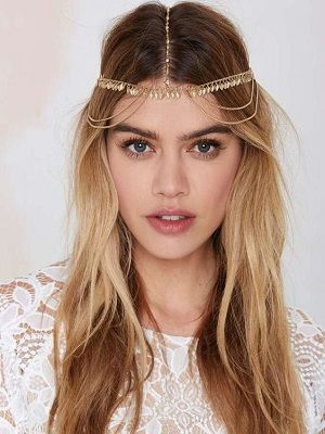 Цепочки на голову: особенности, с чем выбрать и носить