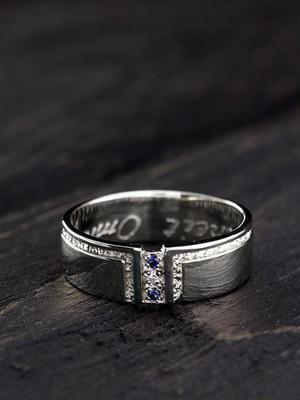 Мужские кольца с бриллиантами: особенности, как выбрать и носить