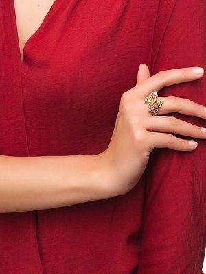 Серебряные кольца с янтарем: особенности, как выбрать и носить