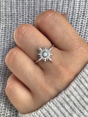 как носить кольцо с опалом