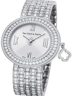 часы из белого золота