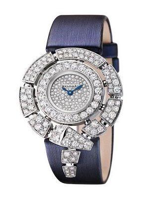 оригинальные часы с бриллиантами