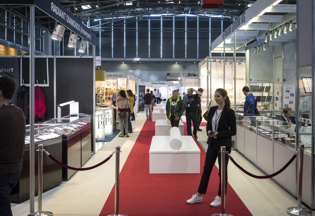 Выставка Gemworld Munich