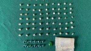 Таможня Гонконга изъяла контрабандные бриллианты на миллионы долларов