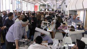 В Израиле продолжается рост продаж полированных алмазов