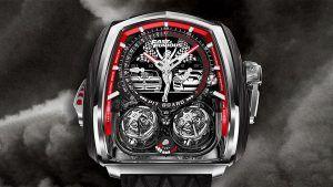 Новые часы Jacob & Co стоимостью 580 000 долларов