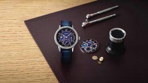 Montblanc выпускает новые часы для женщин
