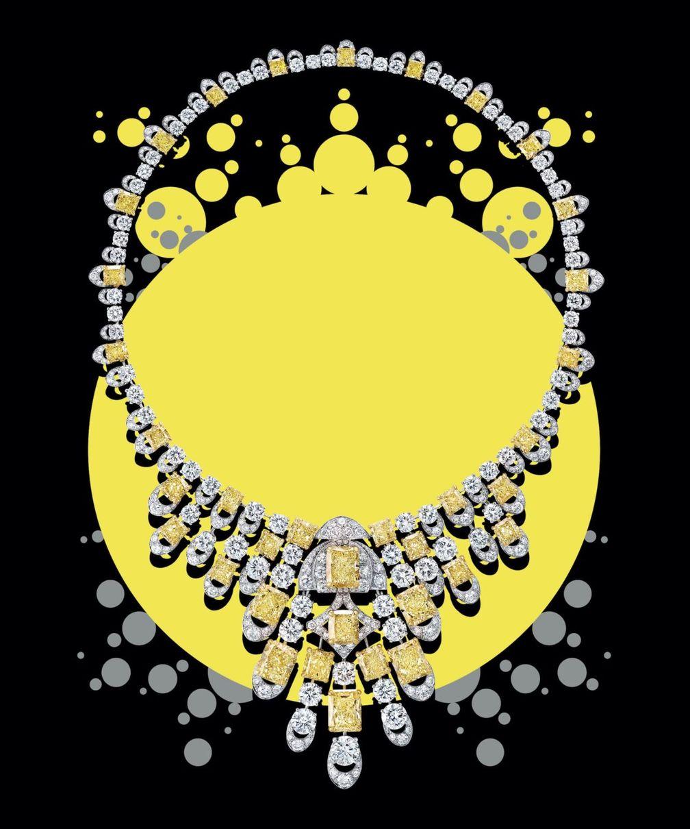 Завораживающие дух желтые драгоценности, вдохновленные Illuminating, одним из цветов Pantone 2021 года