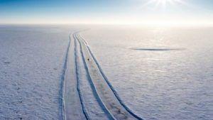 Netflix представляет боевик «Ледяная дорога»