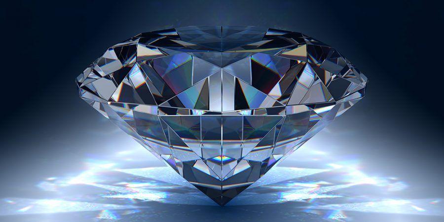 Анализе тенденций цен на природные бриллианты